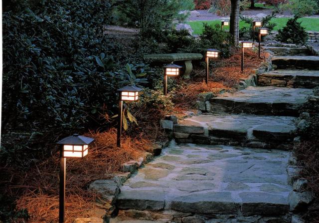 Outdoor Lighting Installation Crofton Maryland 3