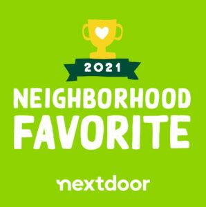 Looking for an Electrician? We're a 2021 Neighborhood Favorite Winner!