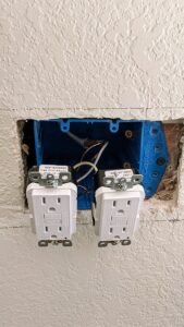 The Importance of Professional Outlet Repair